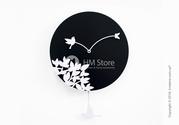 Лимитированные настенные часы Progetti Little bird's story Wall Clock